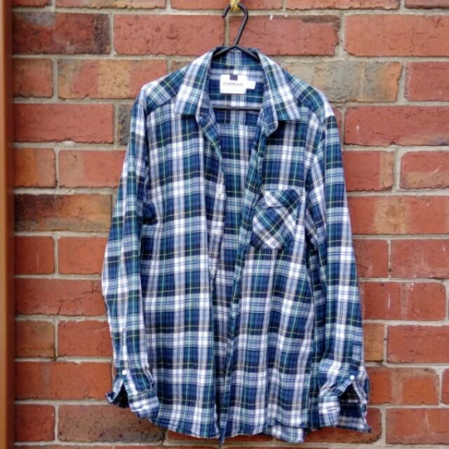 Topman flannel | Size M