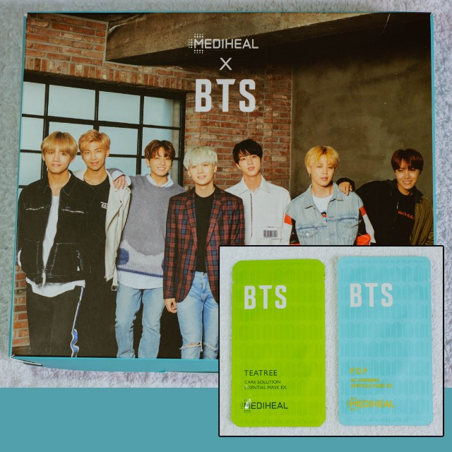 LIMITED EDITION BTS ITEMS!!!