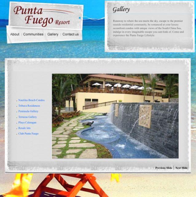 Lot For Sale Terrazas De Punta Fuego Batangas