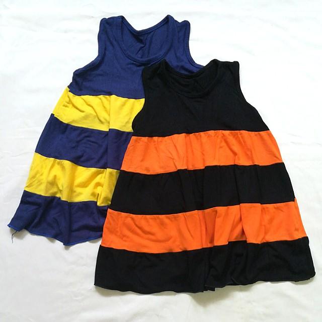 Lot of 2 Dresses for Girls