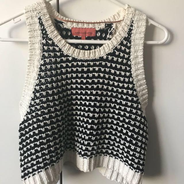 Manning Cartel Knit Crop