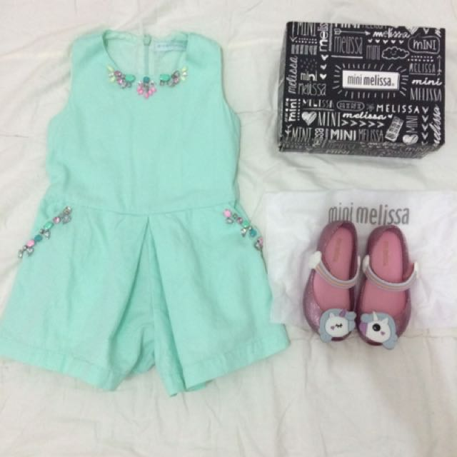 Mini melissa set