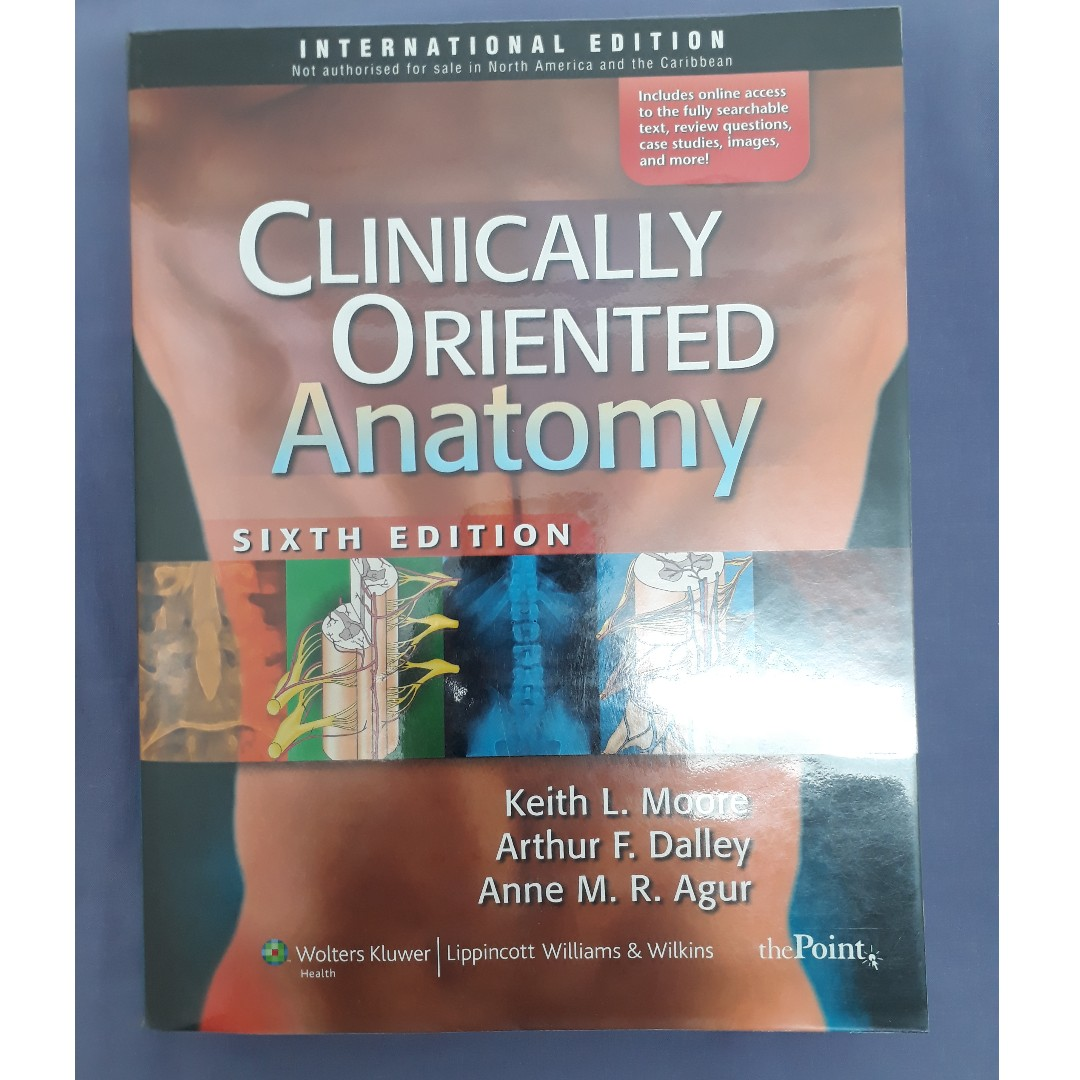 Enchanting Clinically Oriented Anatomy Online Inspiration - Human ...