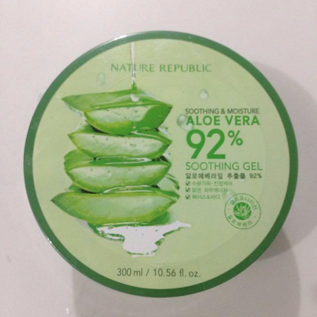 Nature Republic Original 92% Aloe Vera