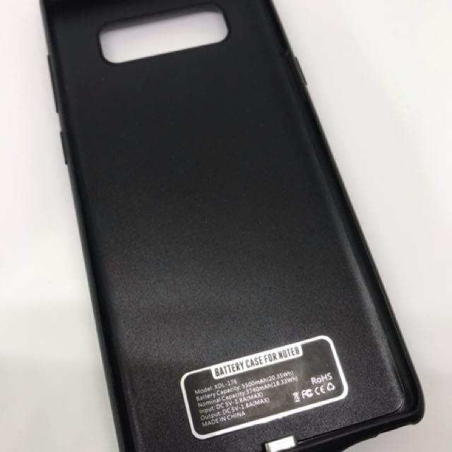 三星Note8 充電 保護殼 保護背蓋