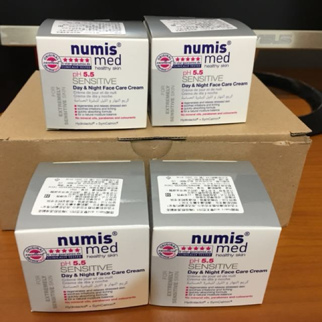 德國Numis med樂美思PH5.5極致修護凍齡霜