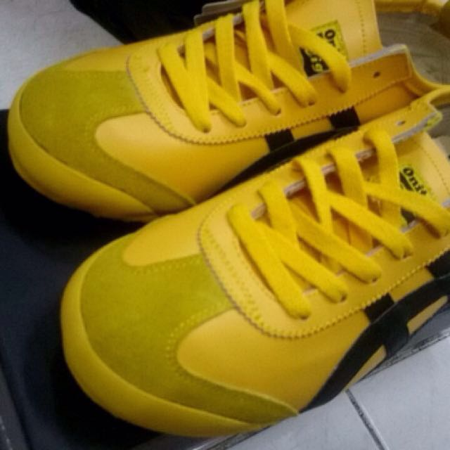 quality design 4a42b be75b ONITSUKA TIGER MEXICO 66 DELUXE (KILL BILL EDITION), Men's ...