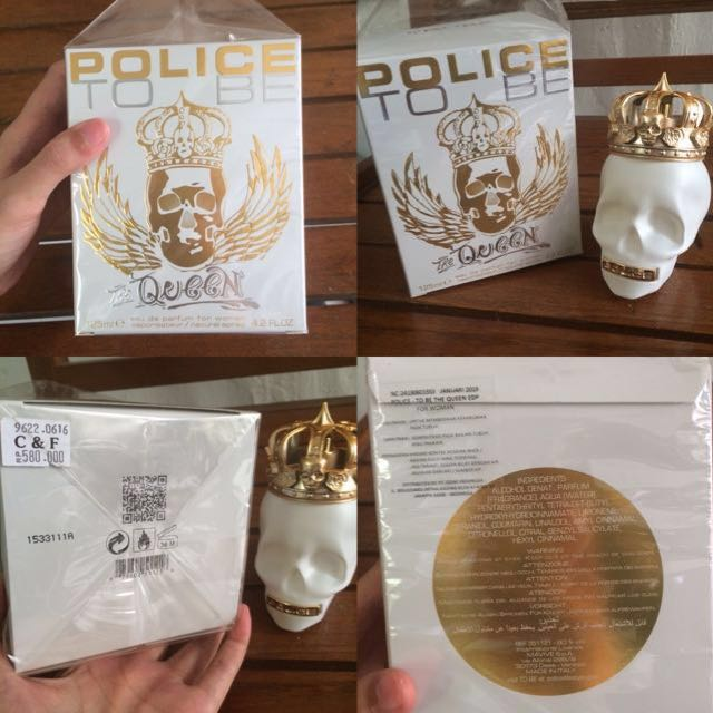 Parfume POLICE To Be The Queen