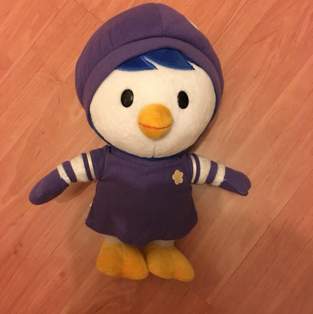Patty from Pororo soft toy
