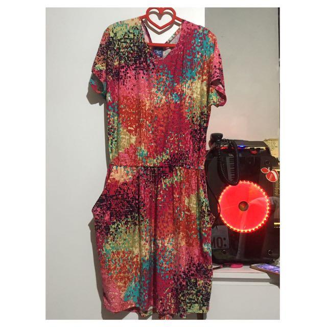 Plussize Dress 🌸