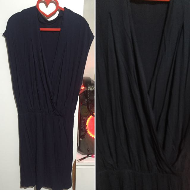Plussize  Overlap Dress 👗