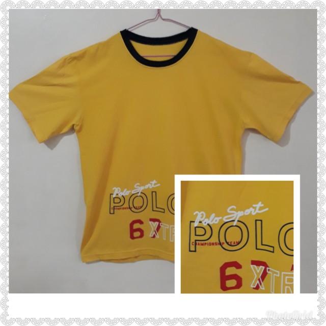 POLO SPORT COTTON L-XL