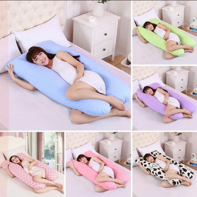 Pregnancy Pillow maternity pillow U shape pregnant woman body memory foam