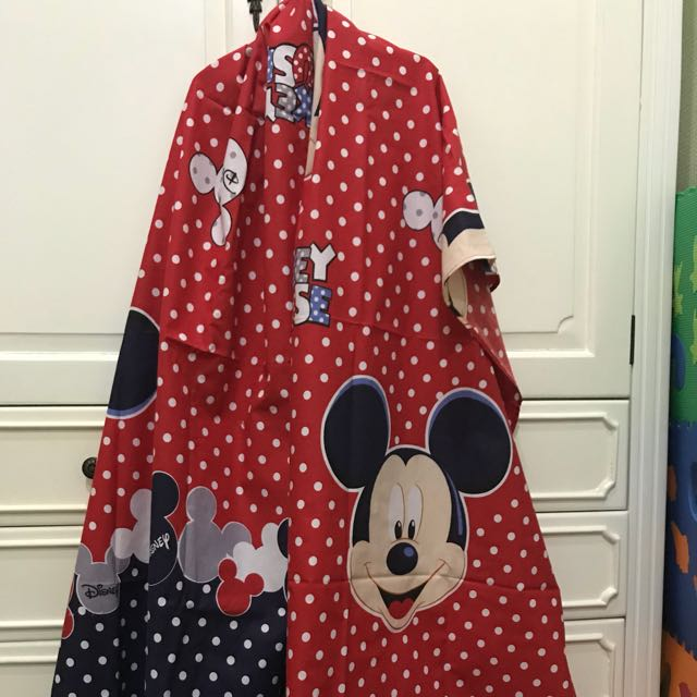 Preloved cukin ( gendongan baby ) mickey mouse