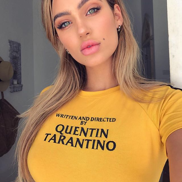 Quentin Tarantino Tee