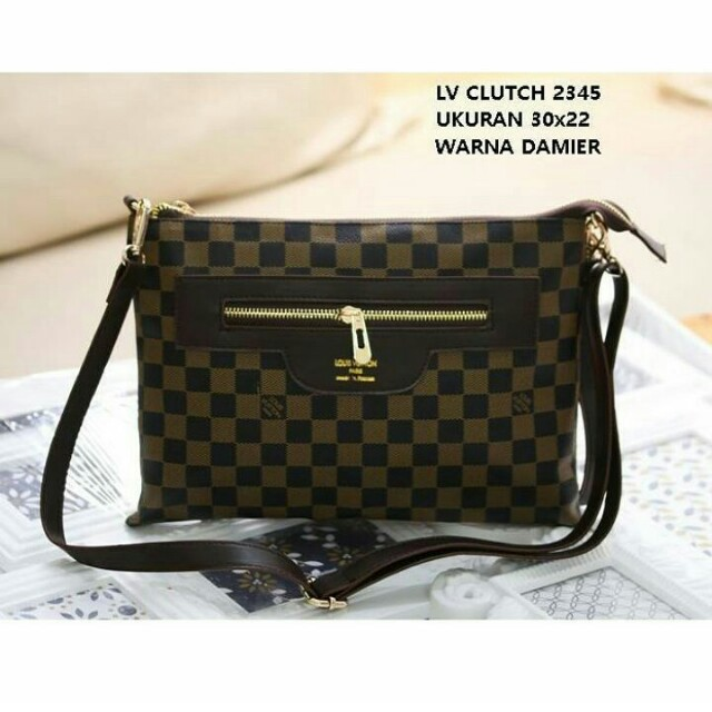 Ready stock Tas import Ukuran: 30x22