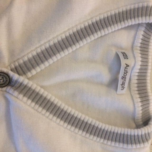 Smart/Cute Vest (mark and spencer)