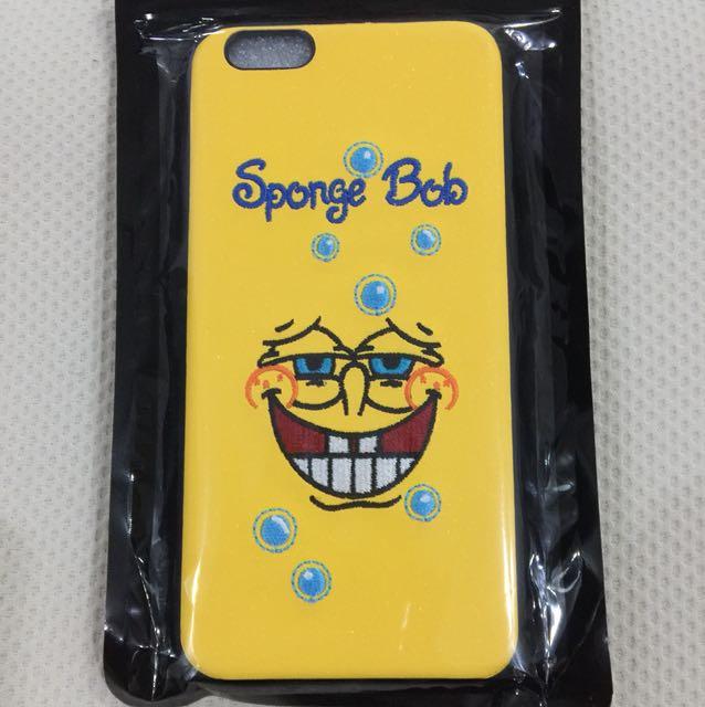 Spongebob iphone6plus/6splus case