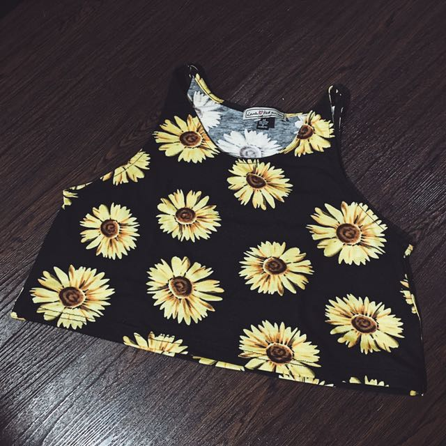 Sunflower Top 🌻