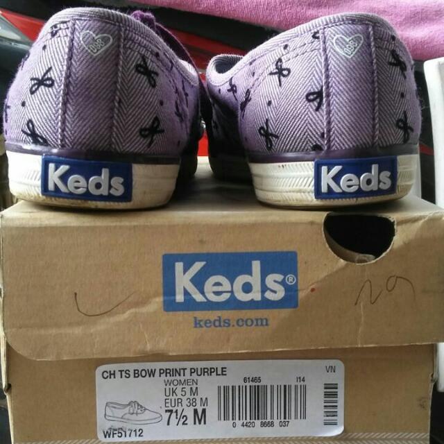 Titip Jual - Preloved Keds Shoes