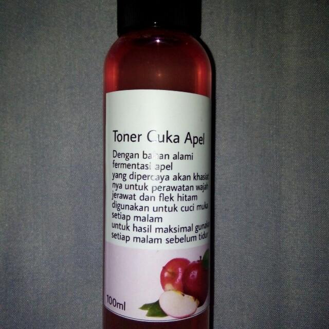 Toner Cuka Apel