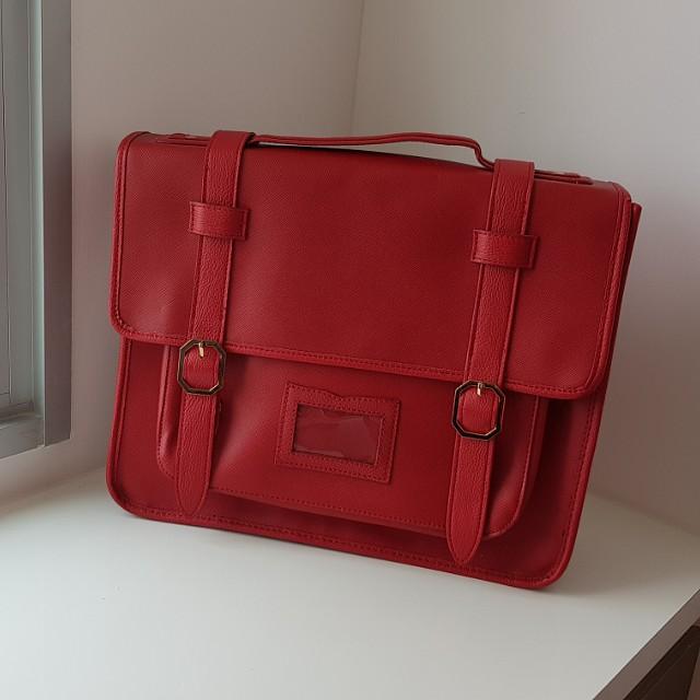 386823ffcdb1 Topshop Postman Bag