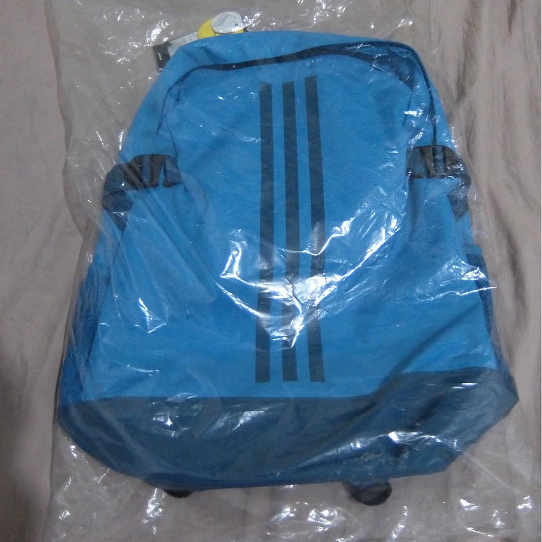 Unopened/unused New unisex Adidas 3 stripes Power Back Pack (medium)