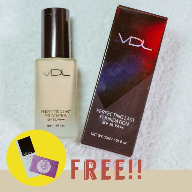 VDL LASTING FOUNDATION