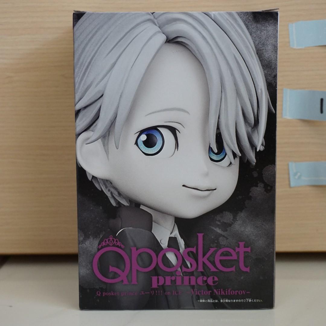 冰上的尤里X Qposket  維克托 日本正版