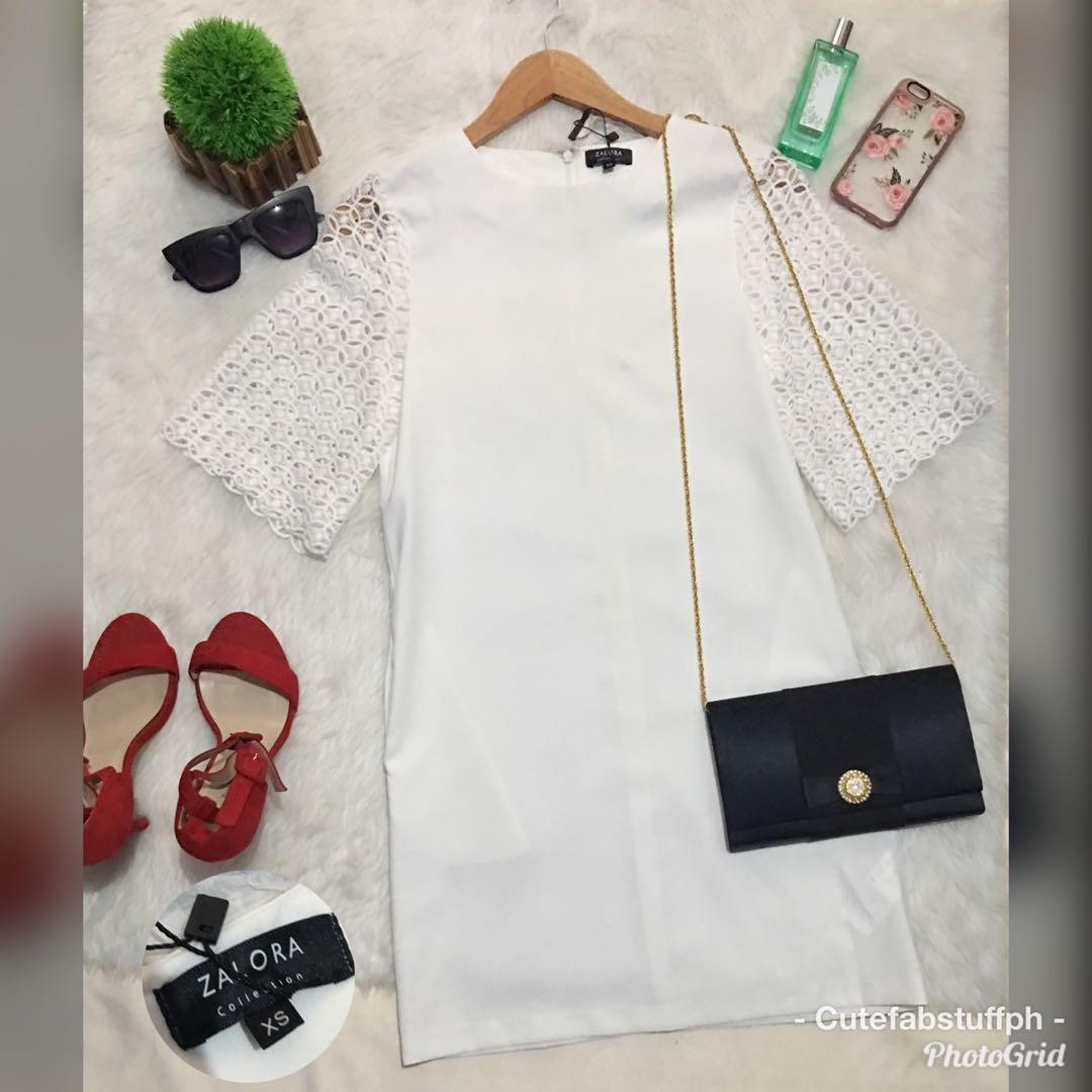 Zalora kimono sleeve shift dress