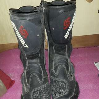Rider shoes/boots