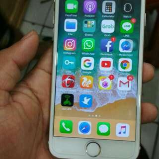 Iphone 6 16gb gold 2,3 net