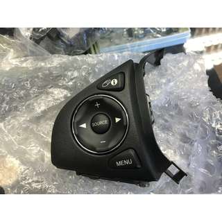 Honda Shuttle/ Vezel Steering Audio Control