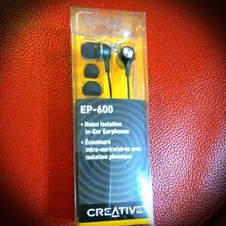 Creative Earphones