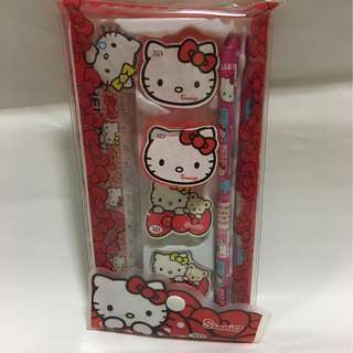 Hello Kitty Stationary Kit
