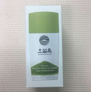 OSULLOC PREMIUM GREEN TEA POWER (From Korea🇰🇷)