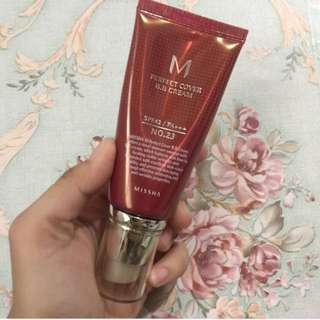 Authentic Missha Bb Cream