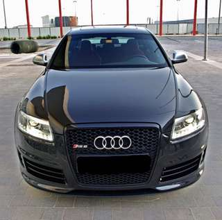 Audi A6 C6 RS6 Grille
