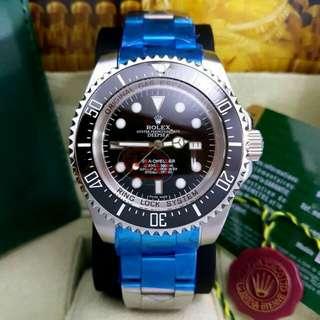 Jam tangan Pria Rolex Deepsea Automatic Garde AAA