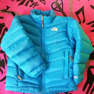 The North Face 羽絨  95%新