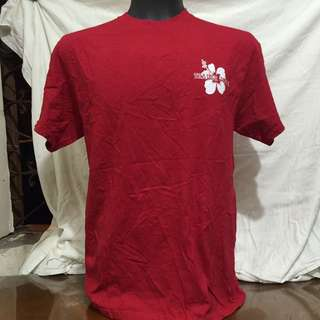 CPORT red printed men tshirt large