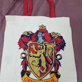 New Harry Potter tote bag