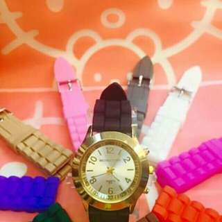 Watch (MK, Gucci and CK with bracelet)