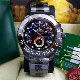 Rolex yacht master Black Grade AAA