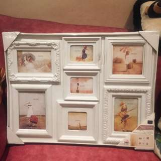 Multi-photo Picture Frame