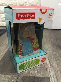 Fisher price 積木