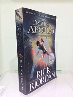 Percy Jackson - The Trials of Apollo - The hidden oracle