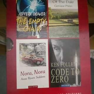 Readers digest Selection of Novels