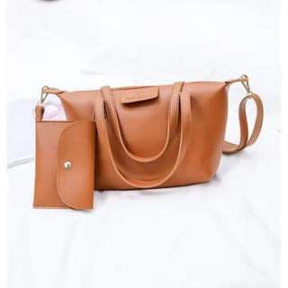 Soft Leather Shoulder Bags