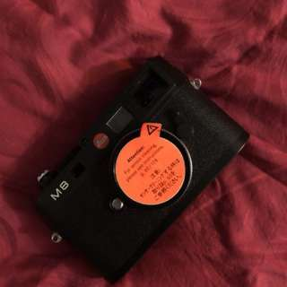 [WTS] Leica M8 Black Painted